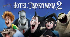 Movie in the Vines: Hotel Transylvania 2