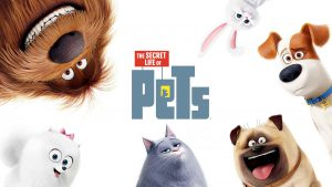 Movie in the Vines: Secret Life of Pets