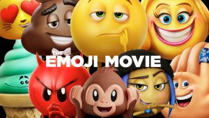 Movie in the Vines: The Emoji Movie