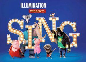 Movie in the Vines: Sing