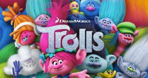 Movie in the Vines: Trolls